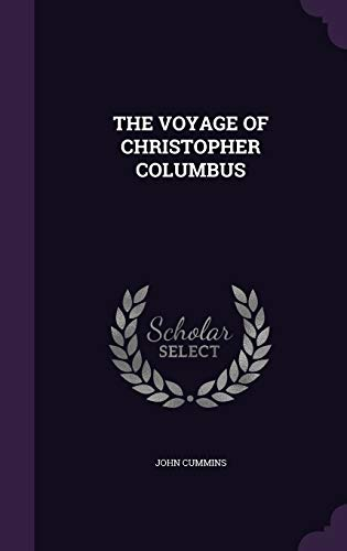 9781341462870: THE VOYAGE OF CHRISTOPHER COLUMBUS