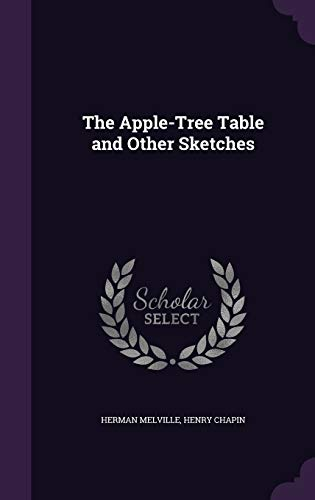 9781341935916: The Apple-Tree Table and Other Sketches