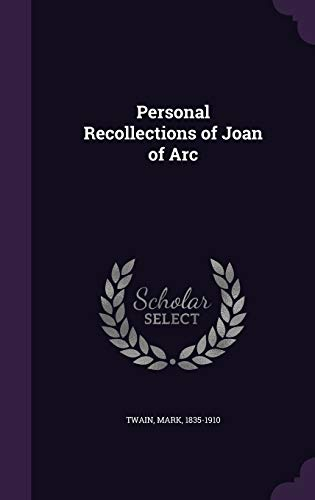 9781342079121: Personal Recollections of Joan of Arc