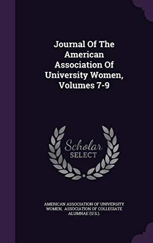 Journal of the American Association of University