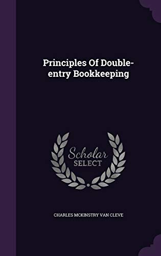 9781342844187: Principles Of Double-entry Bookkeeping