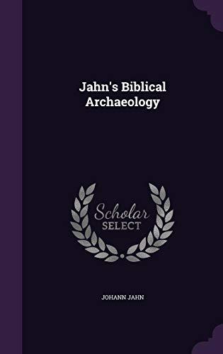 9781343112261: Jahn's Biblical Archaeology