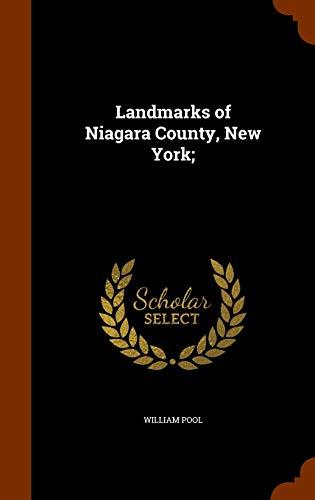 9781344036139: Landmarks of Niagara County, New York;