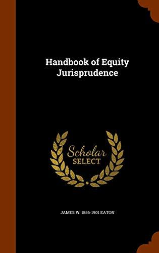 9781344137843: Handbook of Equity Jurisprudence