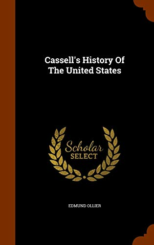 9781344906883: Cassell's History Of The United States