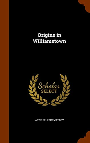 9781344928472: Origins in Williamstown