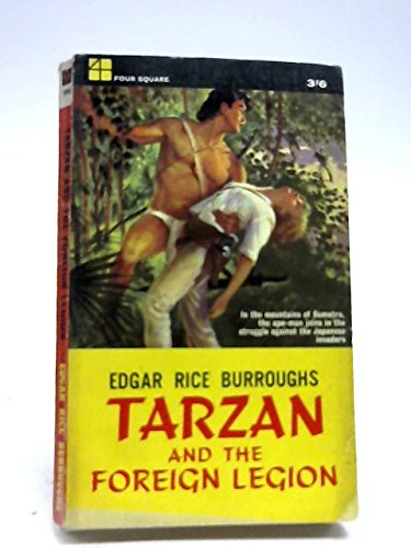 9781345020144: Tarzan and the Foreign Legion