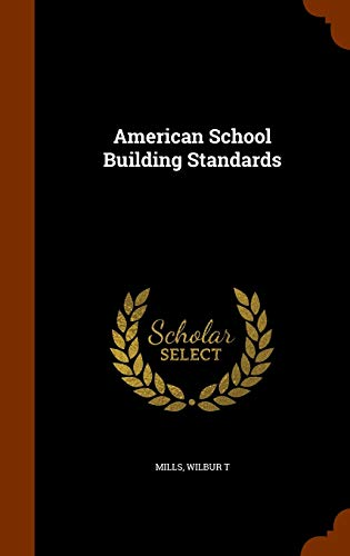 9781345242898: American School Building Standards