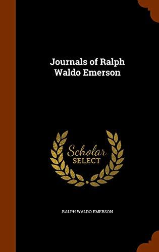 9781345257922: Journals of Ralph Waldo Emerson