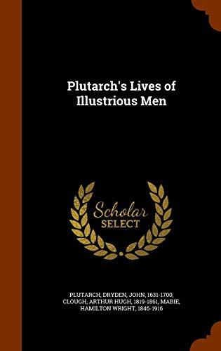 9781345726763: Plutarch's Lives of Illustrious Men