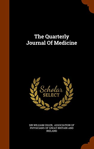 9781345870862: The Quarterly Journal Of Medicine