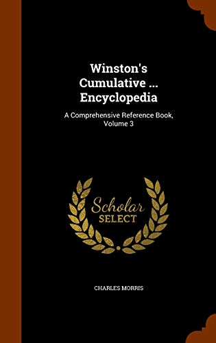 9781346231341: Winston's Cumulative ... Encyclopedia: A Comprehensive Reference Book, Volume 3