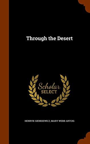 9781346265650: Through the Desert