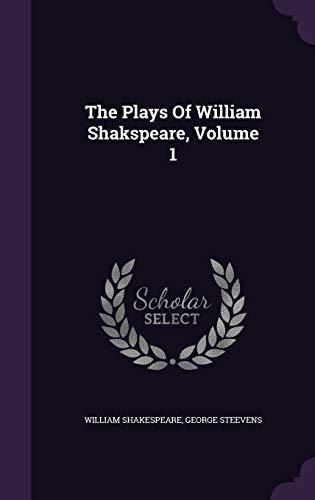 9781346353128: The Plays Of William Shakspeare, Volume 1