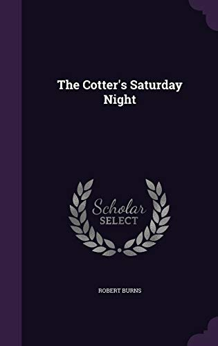 9781346515557: The Cotter's Saturday Night