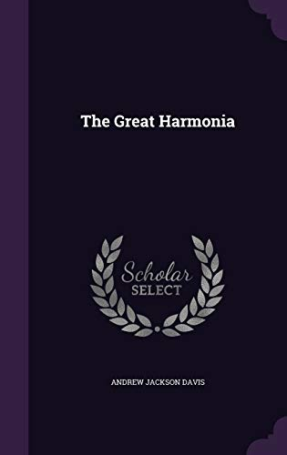 9781346523118: The Great Harmonia