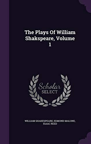 9781346956435: The Plays Of William Shakspeare, Volume 1