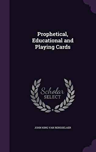 9781347246849: Prophetical, Educational and Playing Cards