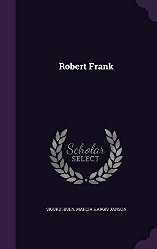 9781347379509: Robert Frank