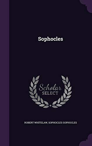 9781347385654: Sophocles