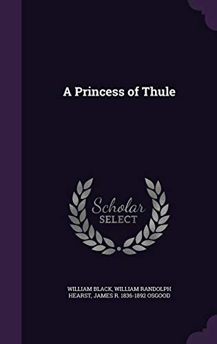 9781347424490: A Princess of Thule