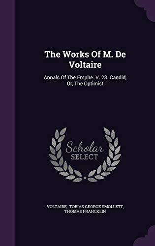 The Works of M. de Voltaire: Annals: Francklin, Thomas
