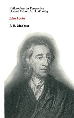 9781349002313: John Locke
