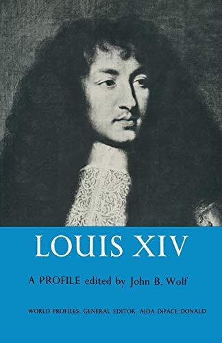 9781349014729: Louis XIV: A Profile (World Profiles)
