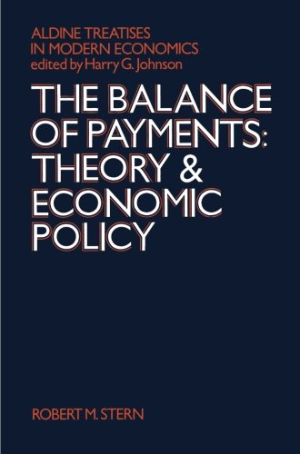 9781349016600: The Balance of Payments: Theory and Economic Policy