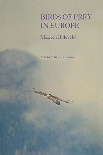 9781349023950: Birds of Prey in Europe