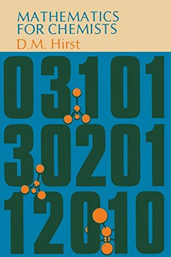 9781349025879: Mathematics for Chemists