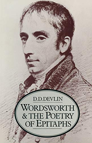 9781349033416: Wordsworth and the Poetry of Epitaphs