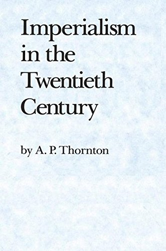 9781349041831: Imperialism in the Twentieth Century
