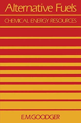 9781349043668: Alternative Fuels: Chemical Energy Resources