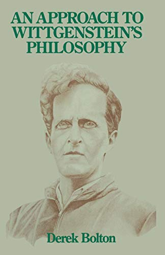 9781349044269: An Approach to Wittgenstein's Philosophy
