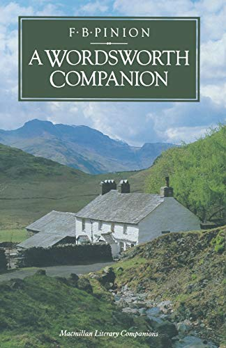 9781349057207: A Wordsworth Companion: Survey and Assessment