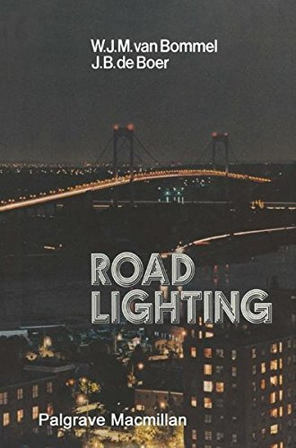 9781349058020: Road Lighting