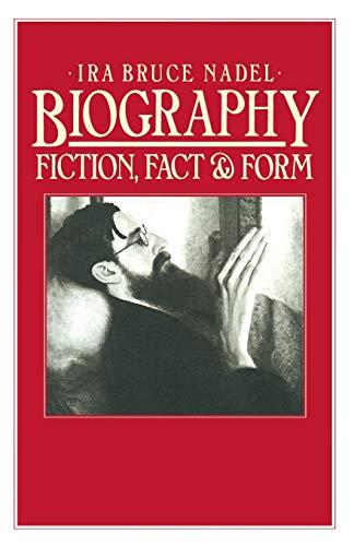 9781349064069: Biography: Fiction, Fact and Form