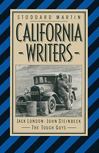9781349064120: California Writers: Jack London John Steinbeck The Tough Guys
