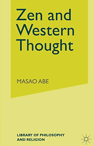 9781349069965: Zen and Western Thought (Library of Philosophy and Religion)
