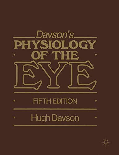 9781349099993: Physiology of the Eye