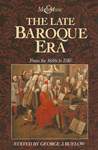 music of the late baroque