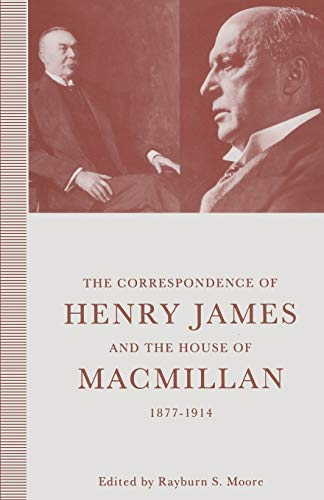 The Correspondence of Henry James and the