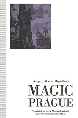 9781349127993: Magic Prague