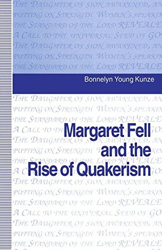 9781349132089: Margaret Fell and the Rise of Quakerism