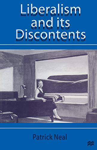 9781349143641: Liberalism and Its Discontents