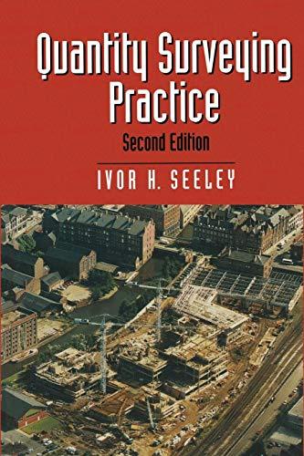 9781349144044: Quantity Surveying Practice