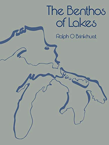 9781349155583: The Benthos of Lakes