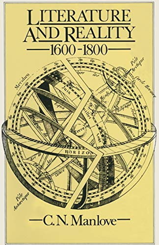 9781349159697: Literature and Reality, 1600–1800