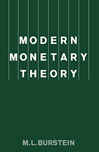 9781349180721: Modern Monetary Theory